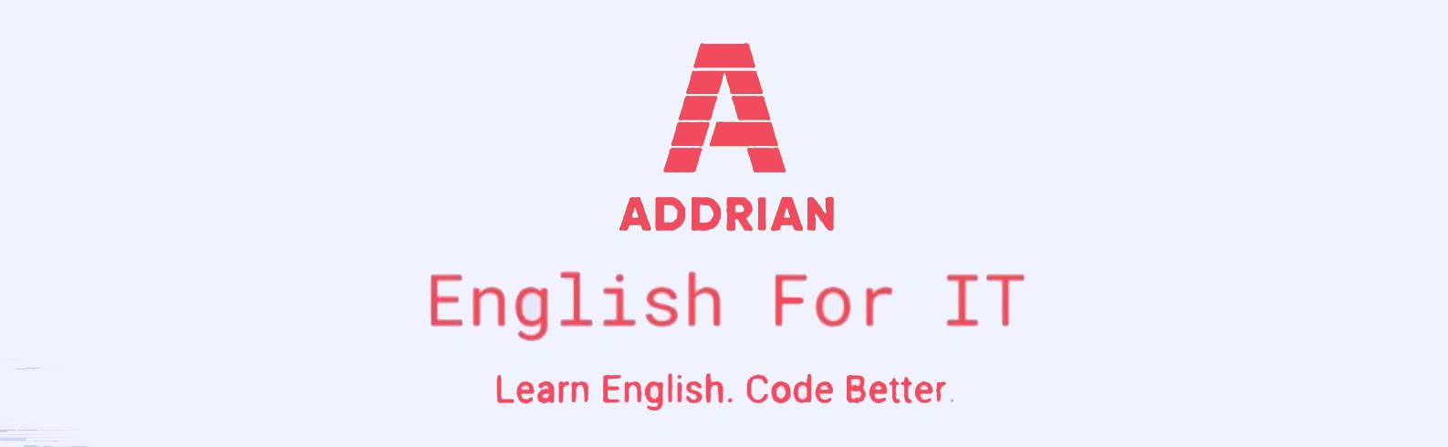 английский для it