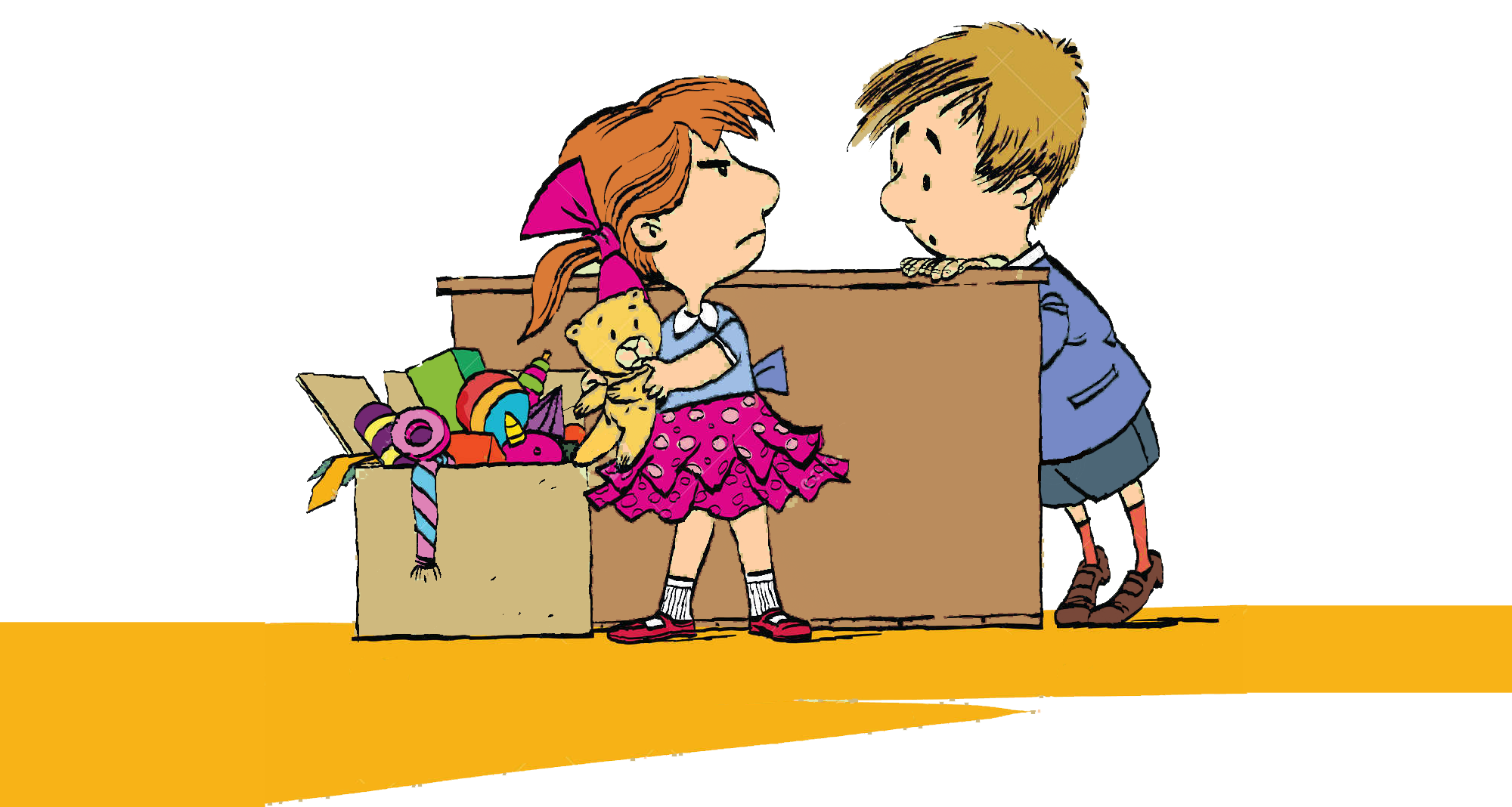 Должен ли ребенок делиться